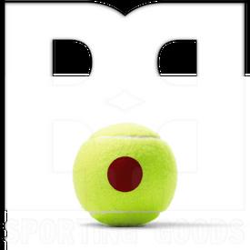 T1376 Wilson Bola de Tenis Roja en Recipiente de 3