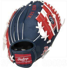 2200-BOS Rawlings Boston Red Sox 10-Inch Team Logo Glove