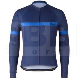 BSSCLSJ BBB Sports Sublimated Cycling Long Sleeved Jersey