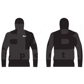 BSSLSHS BBB Sports Sublimated Long Sleeved Hoodie Shirt