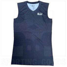 BSSSVNS BBB Sports Sublimated Sleeveless V-Neck Shirt