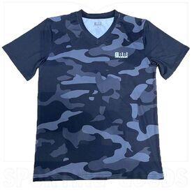 BSSVNS BBB Sports Sublimated V-Neck Shirt