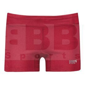 345592.083.S High Five Ladies Truhit Volleyball Shorts Scarlet