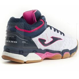 V.BLOKLS-902-6 Joma V.Blok Women's Indoor Shoes White/Pink/Navy