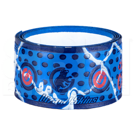 DSPBW1CHC Lizard Tape de Bate para Mejor Agarre DSP Chicago Cubs 1.1 Mm