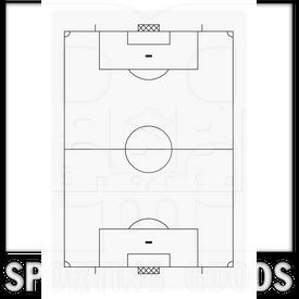 6905-0600 Fox 40 Soccer Coaching Pro Folder Magnetic Board