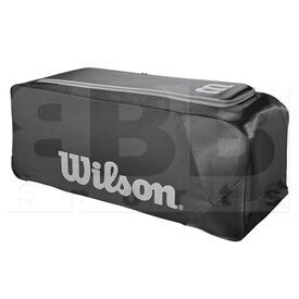 9710BK Wilson Equipment Team Gear Bag on Wheels