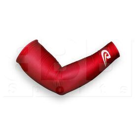 AS1812 Dux Sports Solid Compression Arm Sleeve Red