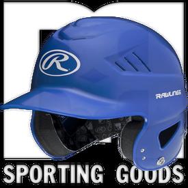"RCFH-RO Rawlings Coolflo Molded Baseball Batting Helmet 6 ½"" – 7 ½"" Royal"