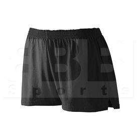 987.080 Augusta Ladies Jersey Short Black
