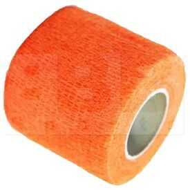 "CT05 BBB Sports Athletic Cohesive Wrap Tape 2"" Inch Orange"