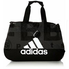 273608 Adidas Diablo Duffel Bag Black/White