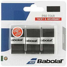 G3039-BK Babolat Cinta de Agarre Pro Tacky para Raquetas Negra