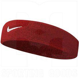 AC0003-601 Nike Headband Swoosh Red