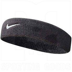 AC0003-001 Nike Headband Swoosh Black