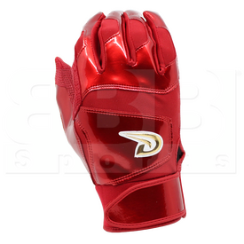 BG2811XXL Dux Guantes de Bateo de Béisbol / Softbol Deportivo Future Collection Adulto Rojo