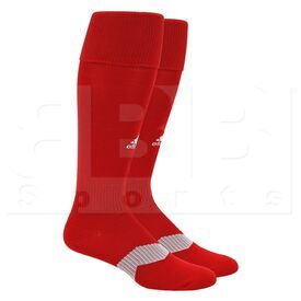 METROSC-SM Adidas Metro Socks Over The Calf Sports Socks Scarlet