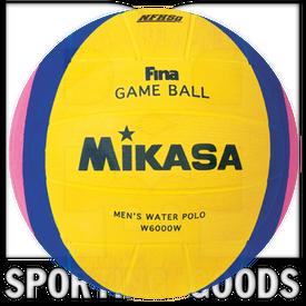 W6000W Mikasa Waterpolo W6000W Ball