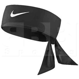 ENIHB02 Nike Dri-Fit Head Tie Black