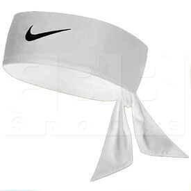 ENIHB03 Nike Dri-Fit Head Tie 2.0 White