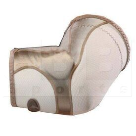 78213 Mueller Life Care Contour Elbow Support Sleeve (Large - Taupe)
