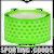 DSPBW170 Lizard Skins DSP Bat Grip Green 1.1 Mm