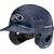 "RCFH-NA Rawlings Coolflo Molded Baseball Batting Helmet 6 ½"" – 7 ½"" Navy"