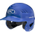 "RCFH-RO Rawlings Coolflo Molded Baseball Batting Helmet 6 ½"" – 7 ½"" Royal"
