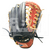 "ST1172-FPRNS Tamanaco ST-Series Puerto Rico Edition Natural Leather Infield/Pitcher Glove 11.75"" Navy/Scarlet RHT"