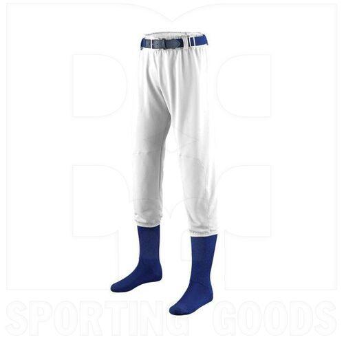 863 Augusta Pull-Up Pro Pantalon para Beisbol Blanco