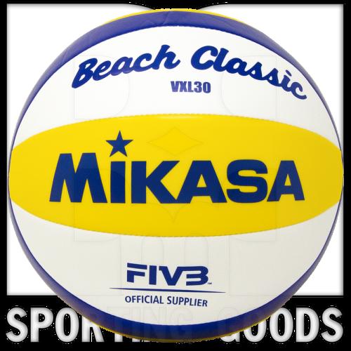 VXL30 Mikasa VXL30 FIVB Beach Classic Volleyball Size 5