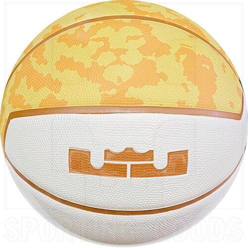 "LEBRON-925-7 Nike Bola de Baloncesto Lebron James Playground 4P Tamaño Oficial 7 (29.5"")"