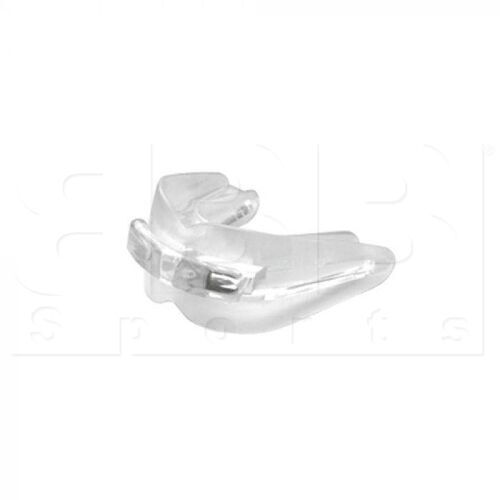 4410CL Everlast Double Mouth Guard Clear