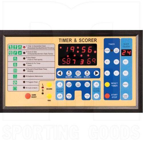T90 Champion Sports Multi-Sport Tabletop Indoor Electronic Scoreboard