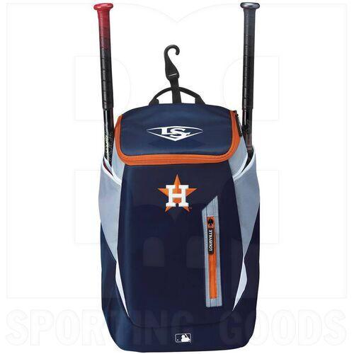 9302TC-HOU Louisville Slugger Genuine MLB Stick Pack Houston Astros Bag