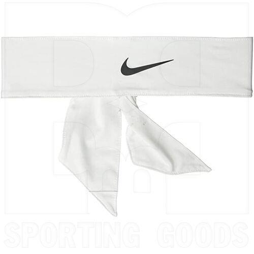 ENIHB03 Nike Banda de Cabeza Dri-Fit 2.0 Blanca