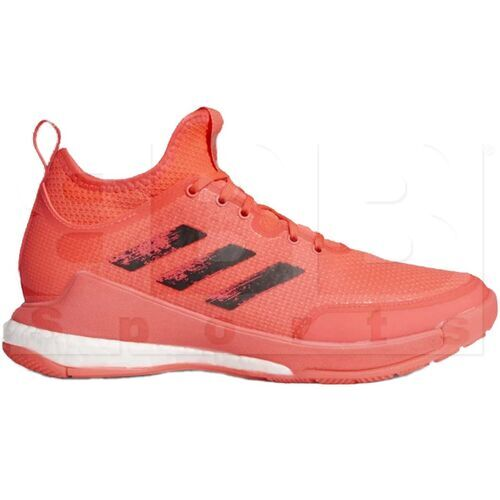 FX1762 Adidas Crazyflight Mid Tokyo Volleyball Shoes Pink