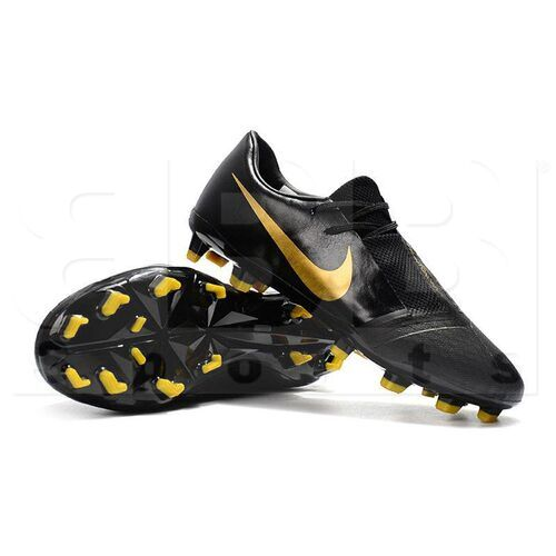 A005577-077-6Y Nike Phantom Venom Soccer Black/Gold