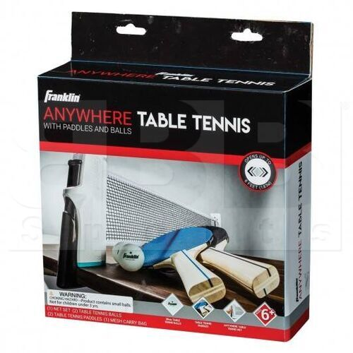54237 Franklin Anywhere Table Tennis Set