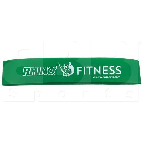 ELG Champion Resistance Bands Heavy Fitness Loop 16lbs Green