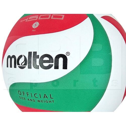 V5M4500 Molten FVP 4500 PU Official Game Volleyball Indoor Size 5