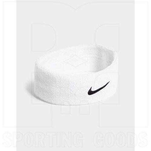 AC0003-101 Nike Swoosh  Headband White
