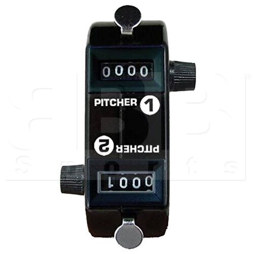 PCDUAL Rawlings Baseball/Softball Dual Pitch Counter