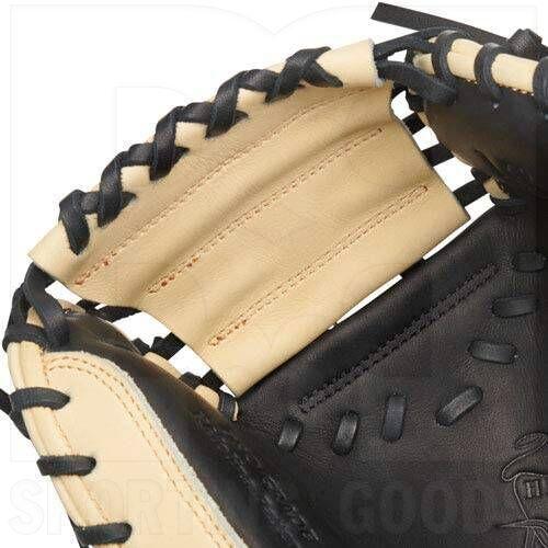 "PROYM4BC Rawlings Heart of the Hide Yadier Molina Baseball Glove Series Mitt 34"""
