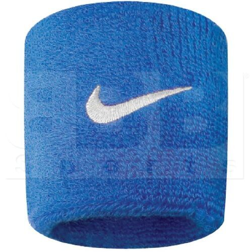 AC0009-402 Nike Swoosh Pulseras de Sudor Royal