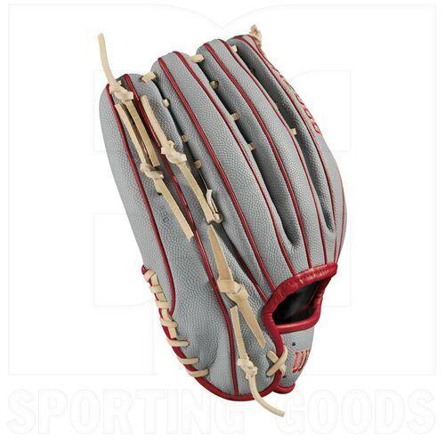 """WBW1001051275 Wilson A2000 OT7SS Guante de Beisbol Outfield 12.75"""" LHT"""