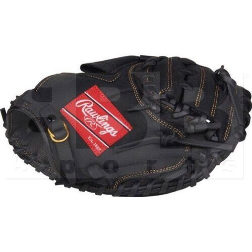 "RCM315B Rawlings Renegade Series Catcher Mitt 31.5"" Right Hand Throw"