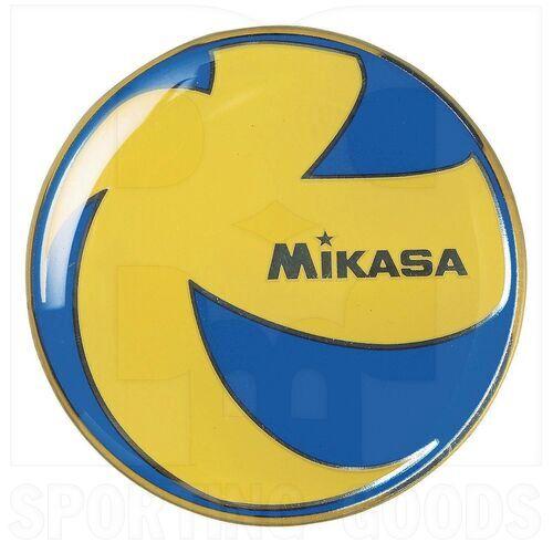 TCVA Mikasa TCVA Official Volleyball Toss Coin Blue/Yellow