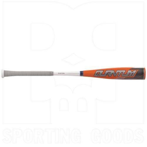 """YBB21QUAN11-31 Easton Quantum Aluminum Lightweight ALX100 2 5/8"""" (-11) Baseball Bat Orange/White"""