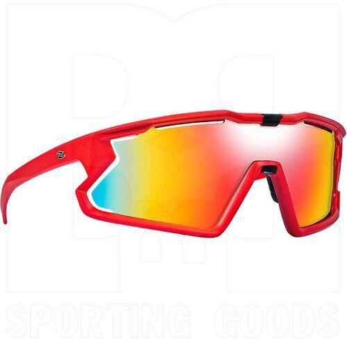ZZ-EY-UV-BREAK-RD-RD Zol Gafas de Sol Breakaway Rojas con Lentes Rojos